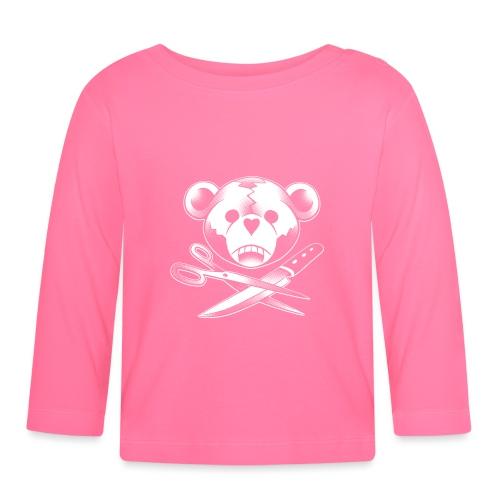 Teddy - Baby Langarmshirt