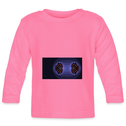 Fractal 0 - Baby Long Sleeve T-Shirt