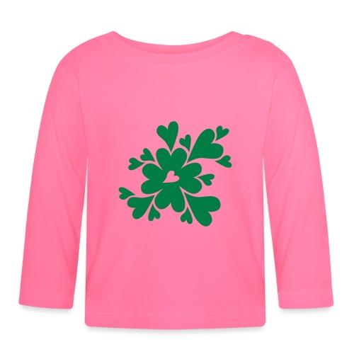 HJÄRTAN - Långärmad T-shirt baby