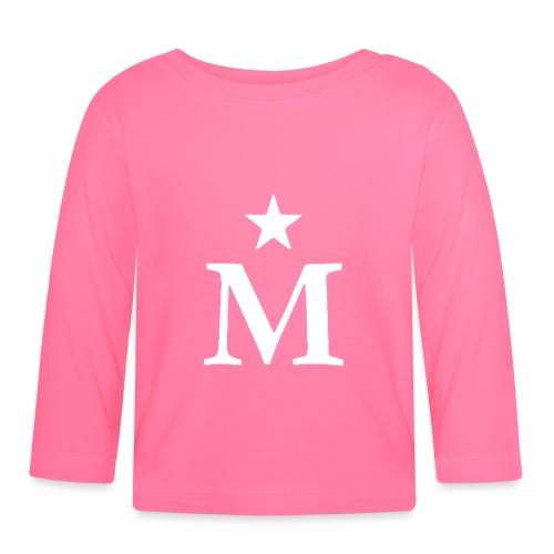 M de Moderdonia blanca - Camiseta manga larga bebé