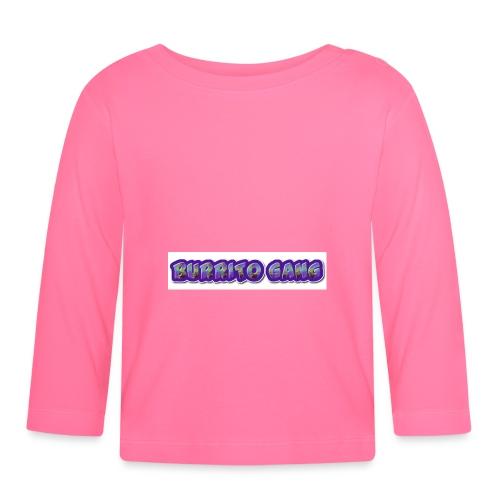 BURRITO GANG MALLISO - Vauvan pitkähihainen paita