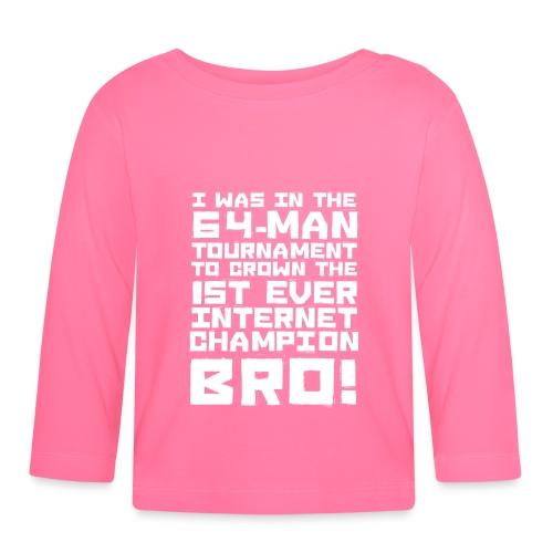 internetchamp - Baby Long Sleeve T-Shirt