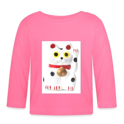 luckycat - Baby Long Sleeve T-Shirt