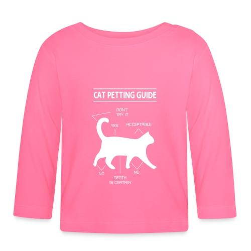 CAT GUIDE - T-shirt manches longues Bébé