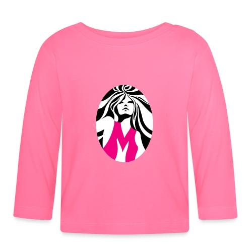 Mélody logo - T-shirt manches longues Bébé