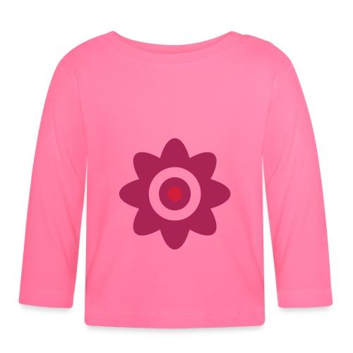 A plain flower - Långärmad T-shirt baby