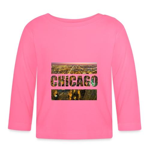 Chicago - Baby Langarmshirt