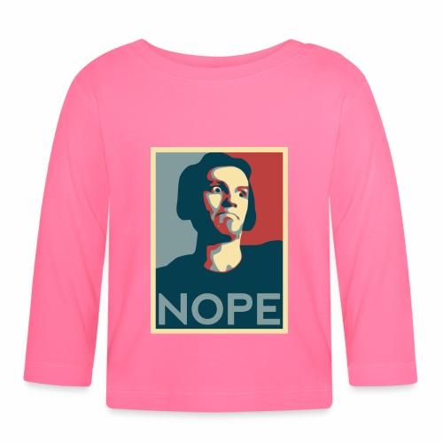 NOPE USA - T-shirt manches longues Bébé