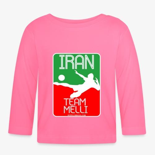 Iran Team Melli - Baby Langarmshirt