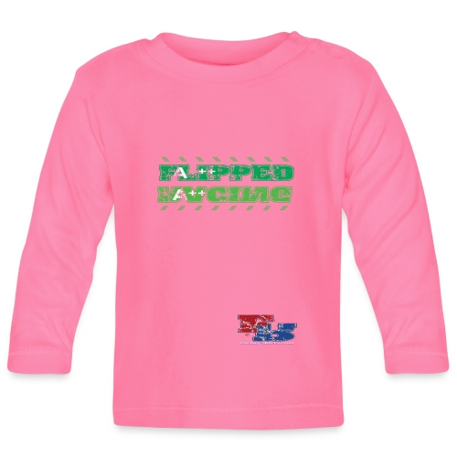 Flipped Racing A-Plus - Baby Long Sleeve T-Shirt