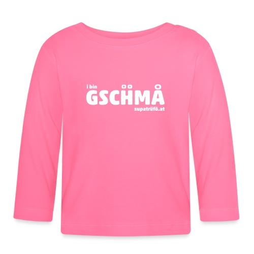 supatrüfö GSCHMA - Baby Langarmshirt