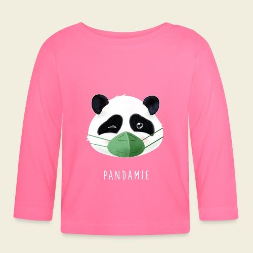 Pandamie - Baby Langarmshirt