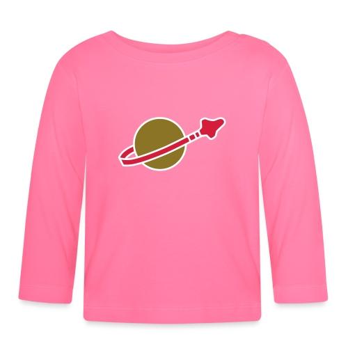 Classic Space - T-shirt manches longues Bébé