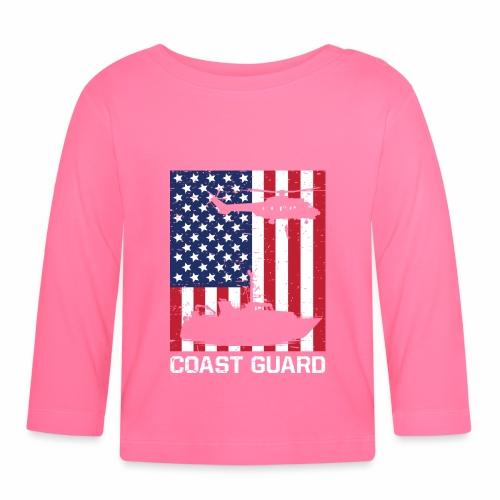 Coast Guard - Baby Langarmshirt