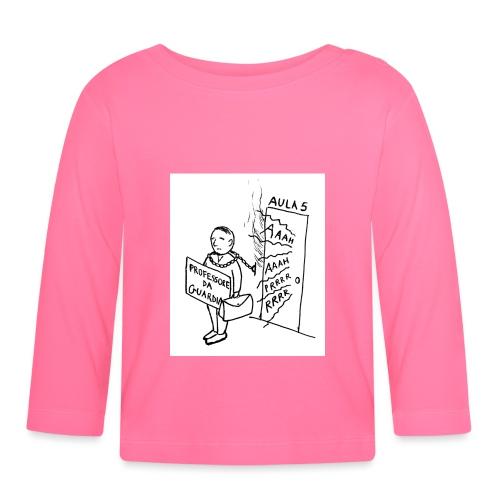 prof da guardia - Maglietta a manica lunga per bambini