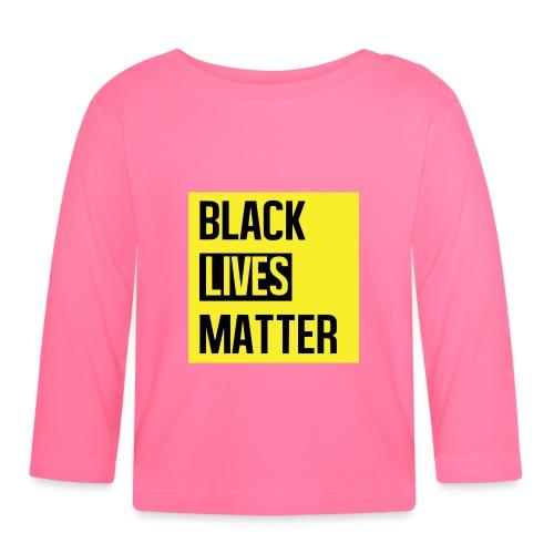 Black Lives Matter (yellow) - T-shirt
