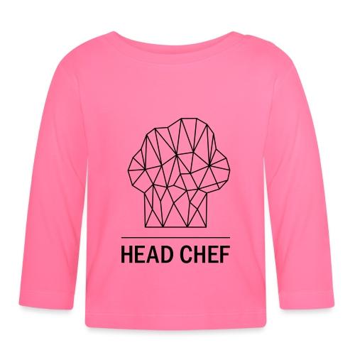 Head Chef - Baby Long Sleeve T-Shirt