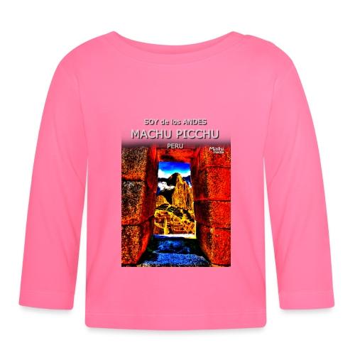 SOJA de los ANDES - Machu Picchu II - Baby Langarmshirt