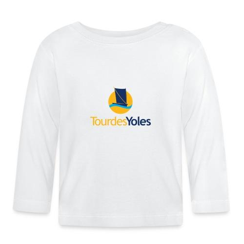 Tour des Yoles - T-shirt manches longues Bébé