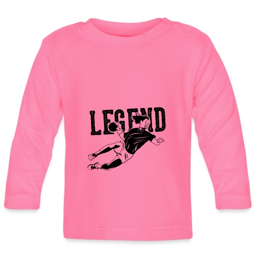 Legend Handball - T-shirt manches longues Bébé