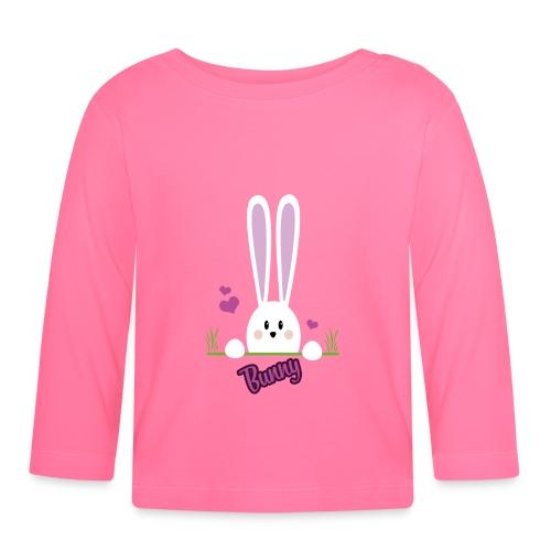 bunny girl - Baby Langarmshirt