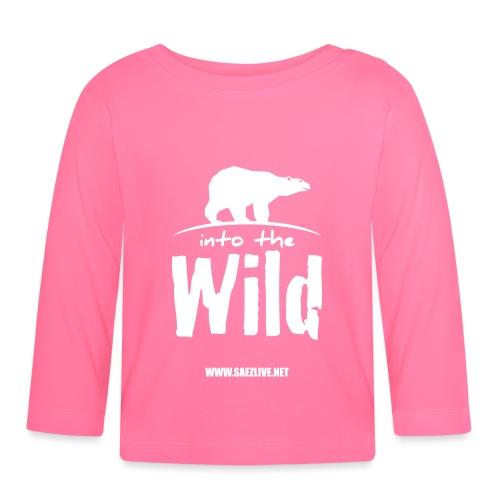 Into the wild (version light) - T-shirt manches longues Bébé