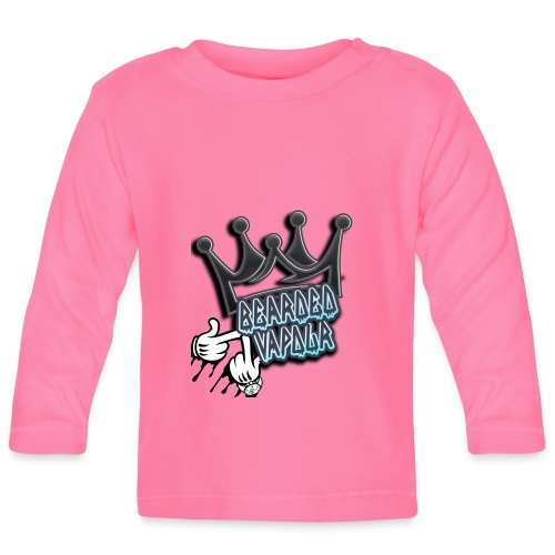 all hands on deck - Baby Long Sleeve T-Shirt