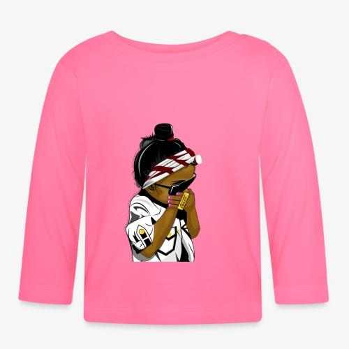 urban style - T-shirt manches longues Bébé