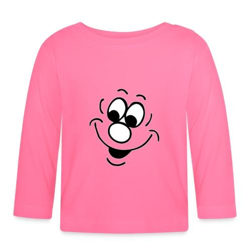 rigolo one - T-shirt manches longues Bébé