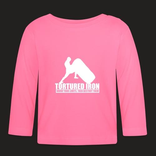 Strongman Tyr - Baby Long Sleeve T-Shirt