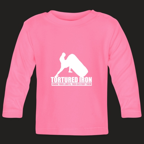 Strongman Tyr - Baby Long Sleeve T-Shirt