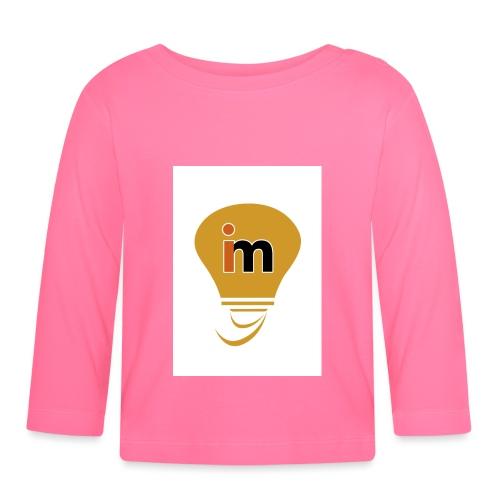 Ideeinmovimento - Maglietta a manica lunga per bambini