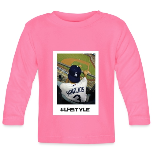 L.A. STYLE 1 - Baby Long Sleeve T-Shirt