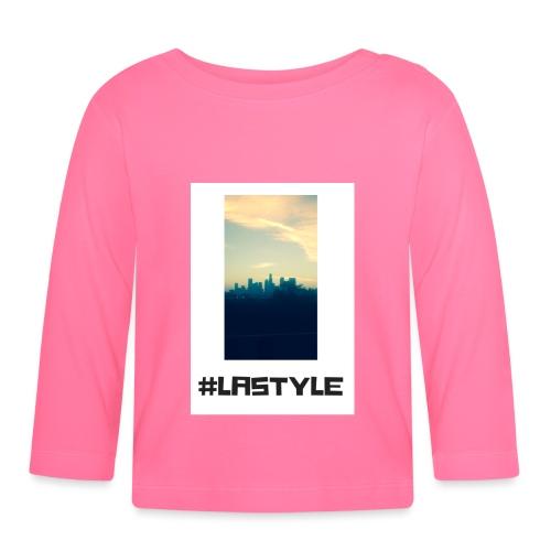 LA STYLE 3 - Baby Long Sleeve T-Shirt