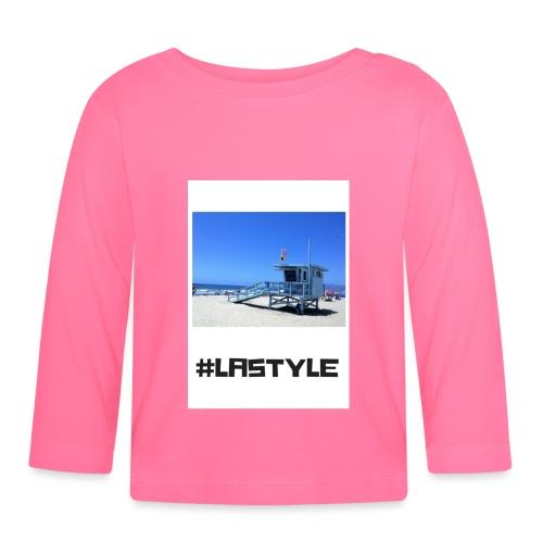 LA STYLE 2 - Baby Long Sleeve T-Shirt