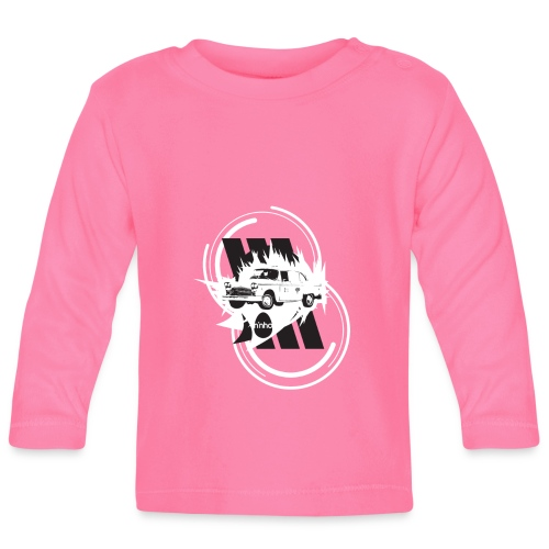 ninho-taxi - Maglietta a manica lunga per bambini