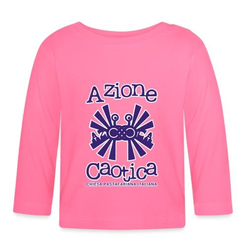 AzioneCaotica_SHOP_DEF - Maglietta a manica lunga per bambini