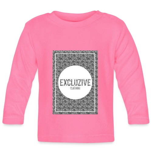 B-W_Design Excluzive - Baby Long Sleeve T-Shirt