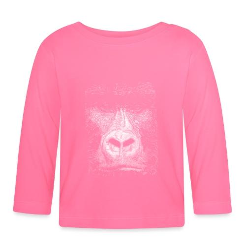 Gorilla - Maglietta a manica lunga per bambini