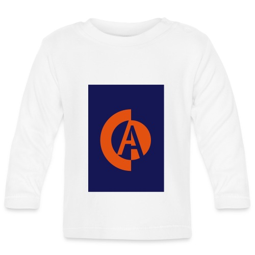 logo_vecto_dos - T-shirt manches longues Bébé