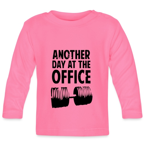 Another Day At The Office - T-shirt manches longues Bébé