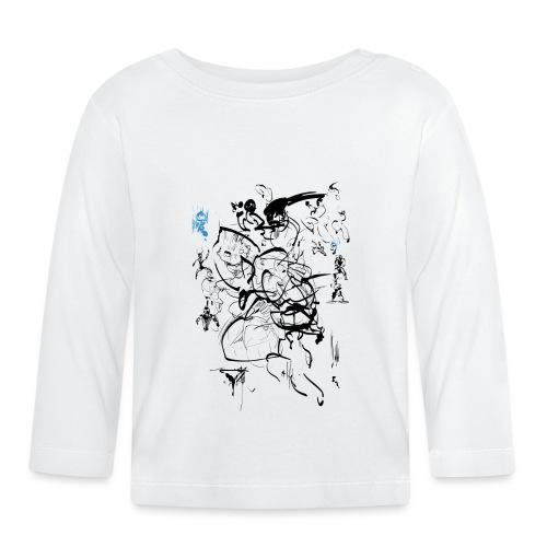 art of shaolin - Baby Long Sleeve T-Shirt