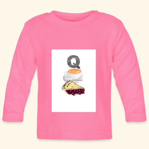 cutiepie 1 - Baby Long Sleeve T-Shirt