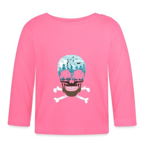 Death City tshirt ✅ - Baby Langarmshirt
