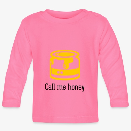 Honey - Baby Langarmshirt