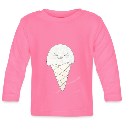 Kids for Kids: Icream 2 - Baby Langarmshirt