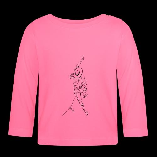 Tiroler Bergsteiger - Maglietta a manica lunga per bambini