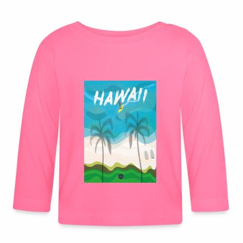 Hawaii - Baby Long Sleeve T-Shirt
