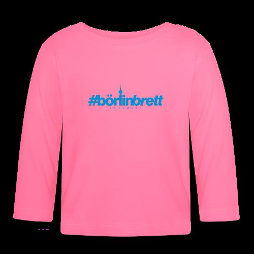 börlinbrett - Baby Langarmshirt