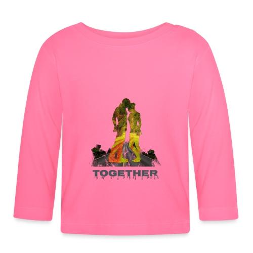 Together - T-shirt manches longues Bébé